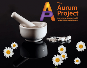 Aurum Project mortar and pestle