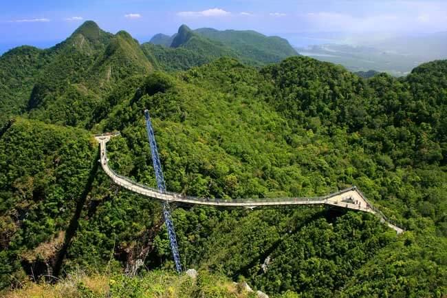 Langkwai skybridge