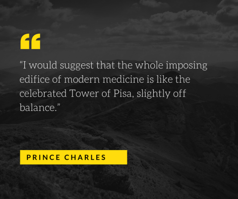 QUOTE BY PRINCE CHARLES