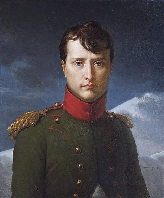 Napolean Bonaparte?