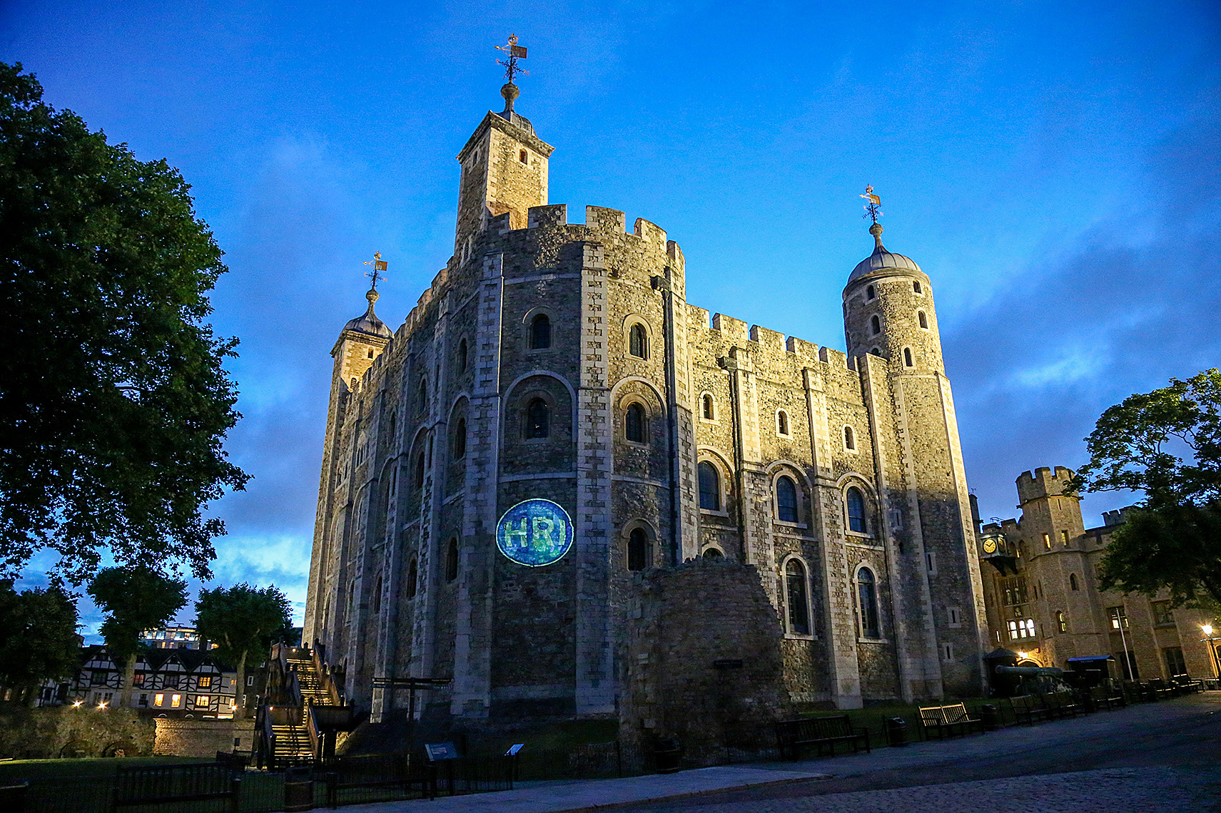 Venue for the HRI Gala Ball, Tower of London