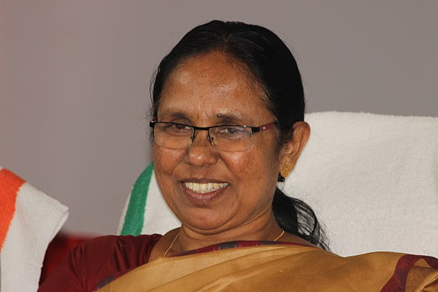 Shailaja is the health minister in Kerala who advised using homeopathy in the pandemic as well as staying inside the Kerala Health Policy