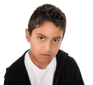 Serious-Teenage-Boy