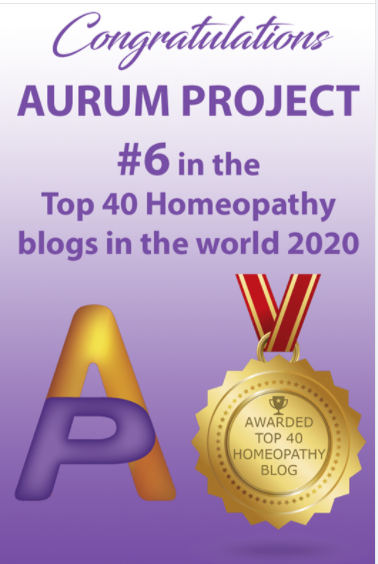 Top Homeopathy Blogs